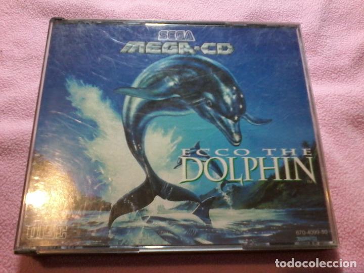 JUEGO SEGA CD (MEGA CD) DOLPHIN SIN MANUAL (Juguetes - Videojuegos y Consolas - Sega - Mega CD)