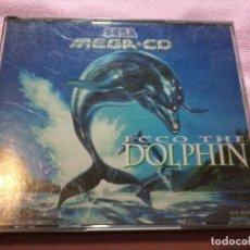 Videojuegos y Consolas: JUEGO SEGA CD (MEGA CD) DOLPHIN SIN MANUAL. Lote 109090031