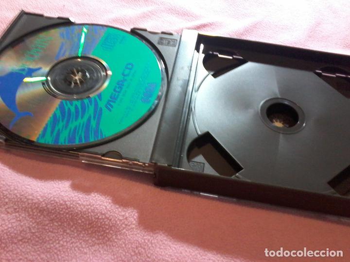 Videojuegos y Consolas: JUEGO SEGA CD (MEGA CD) DOLPHIN SIN MANUAL - Foto 2 - 109090031