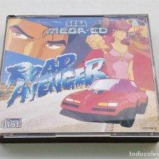 Videojuegos y Consolas: JUEGO SEGA MEGA-CD ROAD AVENGER - MUY BUEN ESTADO. Lote 113022959