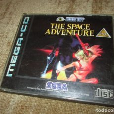 Videojuegos y Consolas: SEGA MEGA CD ~ THE SPACE ADVENTURE ~ COMPLETO. Lote 123023411