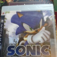 Videojuegos y Consolas: SONIC THE HEDGEHOG PS3. Lote 129253471