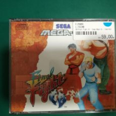 Videojuegos y Consolas: FINAL FIGHT MEGA CD. Lote 136411582