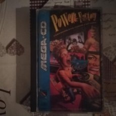 Videojuegos y Consolas: POWER FACTORY MEGA CD. Lote 139892698