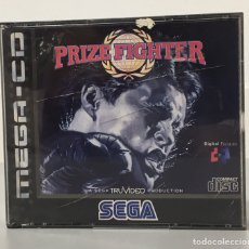 Videojogos e Consolas: MEGA CD PRIZE FIGHTER SIN MANUAL. Lote 141190018