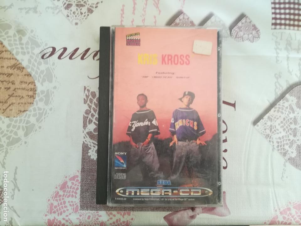 KRIS KROSS MEGA CD (Juguetes - Videojuegos y Consolas - Sega - Mega CD)
