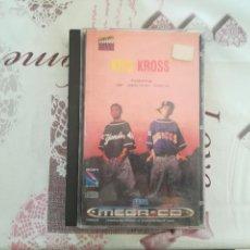 Videojuegos y Consolas: KRIS KROSS MEGA CD. Lote 142124822