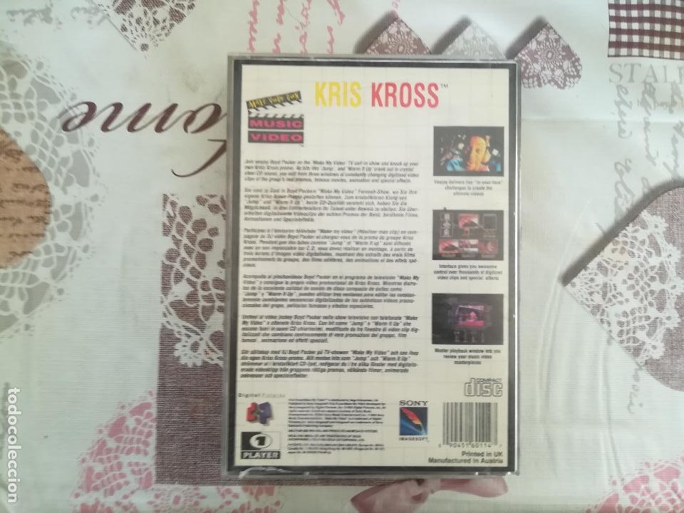 Videojuegos y Consolas: KRIS KROSS MEGA CD - Foto 3 - 142124822