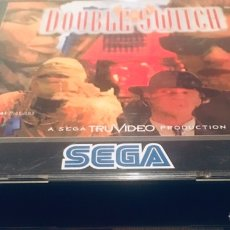 Videojogos e Consolas: DOUBLE SWITCH SEGA MEGA CD. Lote 143011041