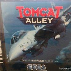 Videojuegos y Consolas: TOMCAT ALLEY SEGA MEGA CD. Lote 143054073