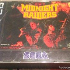 Videojuegos y Consolas: MIDNIGHT RIDERS SEGA MEGA CD. Lote 143220578