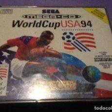 Videojuegos y Consolas: SEGA MEGA CD ? WORLD CUP USA 94 . Lote 144279482