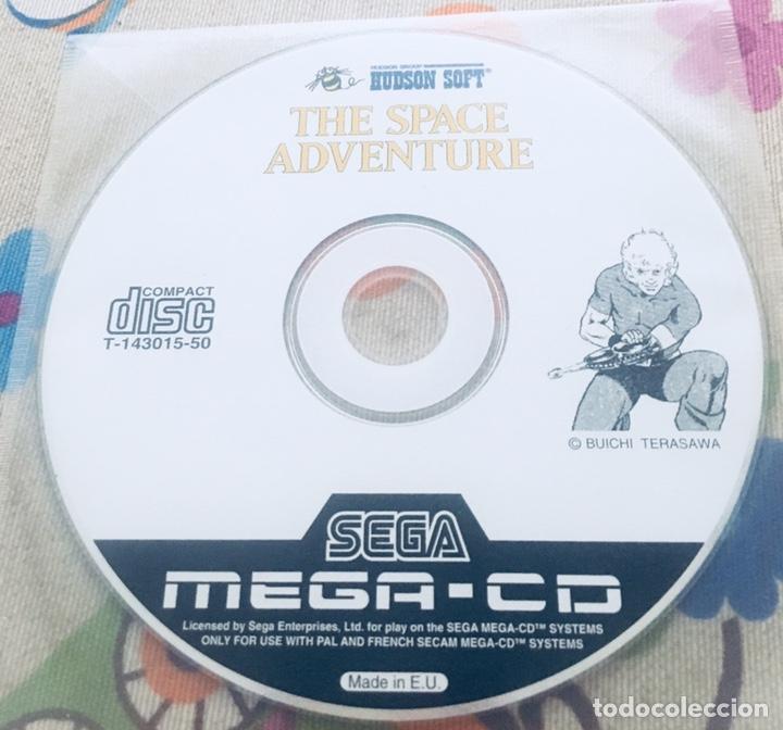 THE SPACE ADVENTURE (Juguetes - Videojuegos y Consolas - Sega - Mega CD)