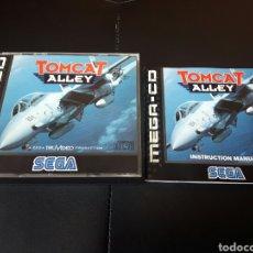 Videojuegos y Consolas: TOMCAT ALLEY MEGA CD. Lote 147679432
