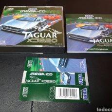 Videojuegos y Consolas: JAGUAR XJ220 MEGA CD. Lote 147708178