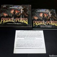 Videojuegos y Consolas: PRINCE OF PERSIA MEGA CD. Lote 147999989
