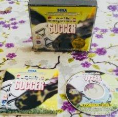 Videojuegos y Consolas: SENSIBLE SOCCER. Lote 148104849