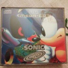 Videojuegos y Consolas: SONIC CD. Lote 132841001