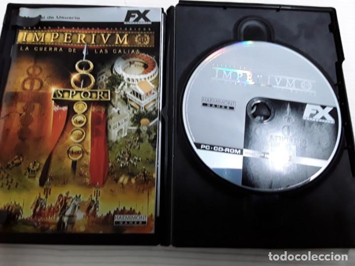 Videojuegos y Consolas: Pc imperivm ,las guerras de las galias - Foto 2 - 151657530