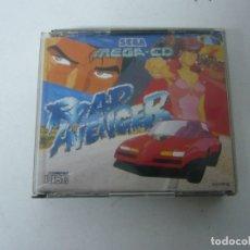 Videojuegos y Consolas: ROAD AVENGER / SEGA MEGA CD - JUEGO EN CD - RETRO, VINTAGE. Lote 154460742