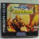 Videojuegos y Consolas: AD&D EYE OF THE BEHOLDER MEGA CD SEGA. Lote 158300866