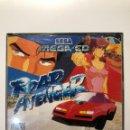 Videojuegos y Consolas: ROAD AVENGER SEGA MEGA CD PAL ESP. Lote 159207656
