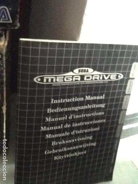 Videojuegos y Consolas: LOTE DE CONSOLAS SEGA MEGA CD 2 Y MEGA DRIVE + 4 juegos - Foto 3 - 167887072