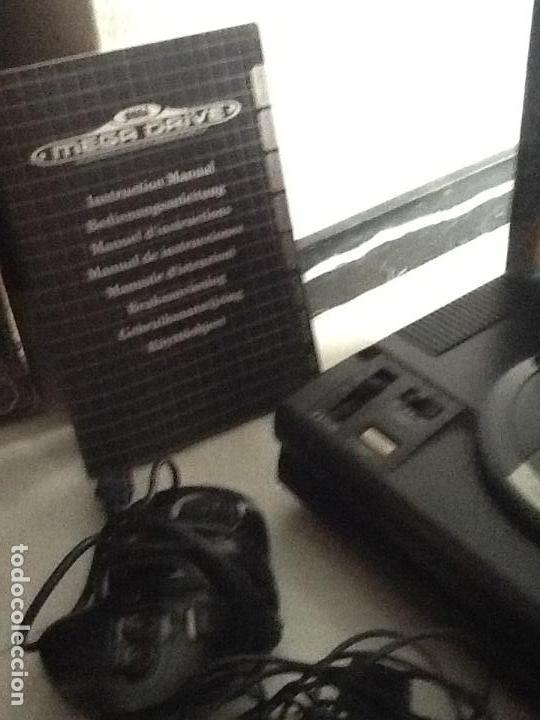Videojuegos y Consolas: LOTE DE CONSOLAS SEGA MEGA CD 2 Y MEGA DRIVE + 4 juegos - Foto 6 - 167887072