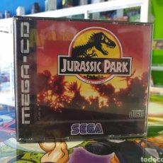 Videojuegos y Consolas: MEGA CD JURASSIC PARK. Lote 171690815