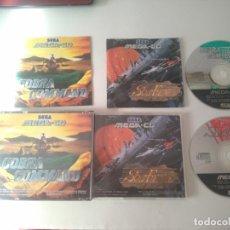 Videojogos e Consolas: SOL-FEACE COBRA COMMAND PARA SEGA MEGA CD ENTRA Y MIRA MIS OTROS JUEGOS!!. Lote 174246007