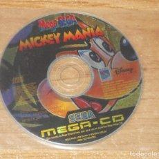 Videojuegos y Consolas: DEMO MICKEY MANIA MEGA CD MCD. Lote 176583049