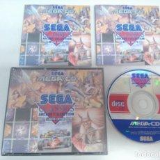 Videojuegos y Consolas: CLASSICS ARCADE COLLECTION!! PARA SEGA MEGA CD!!!! ENTRA Y MIRA MIS OTROS JUEGOS!!. Lote 177116019
