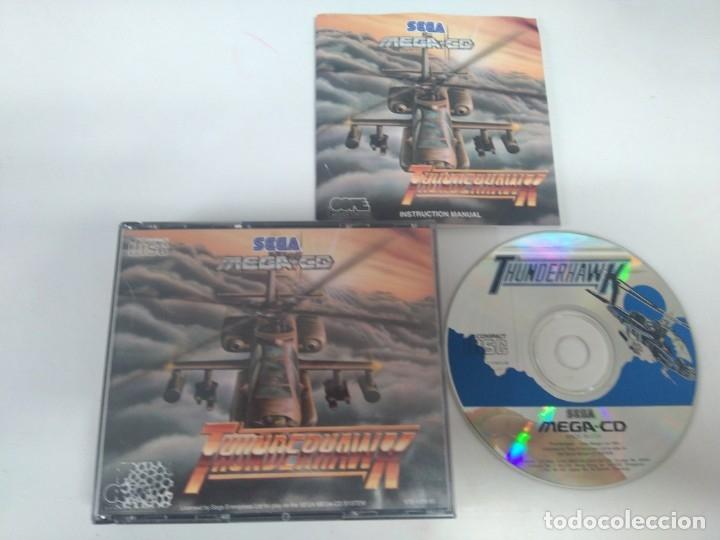 THUNDERHAWK!! PARA SEGA MEGA CD!!!! ENTRA Y MIRA MIS OTROS JUEGOS!! (Juguetes - Videojuegos y Consolas - Sega - Mega CD)