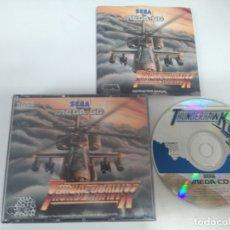 Videojuegos y Consolas: THUNDERHAWK!! PARA SEGA MEGA CD!!!! ENTRA Y MIRA MIS OTROS JUEGOS!!. Lote 177116153