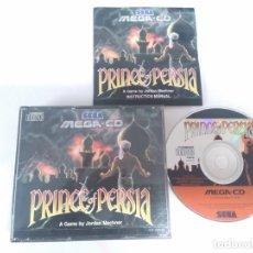 Videojuegos y Consolas: PRINCE PF PERSIA!! PARA SEGA MEGA CD!!!! ENTRA Y MIRA MIS OTROS JUEGOS!!. Lote 177116250