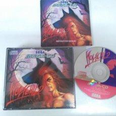 Videojuegos y Consolas: WOLFCHILD PARA SEGA MEGA-CD ENTRA Y MIRA MIS OTROS JUEGOS!!. Lote 182202267