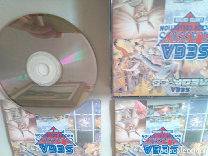 Videojuegos y Consolas: SEGA CLASSICS ARCADE COLLECTION LIMITED EDITION PARA SEGA MEGA-CD ENTRE Y MIRE MIS OTROS JUEGOS! - Foto 2 - 184446943