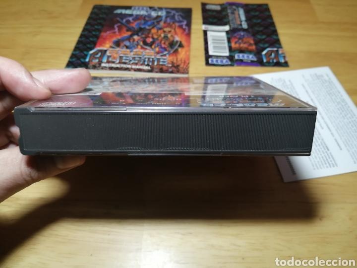 Videojuegos y Consolas: Robo Aleste Sega Mega CD - Foto 4 - 186128181