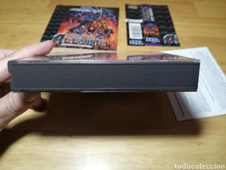 Videojuegos y Consolas: Robo Aleste Sega Mega CD - Foto 5 - 186128181