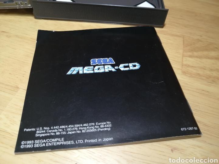 Videojuegos y Consolas: Robo Aleste Sega Mega CD - Foto 10 - 186128181