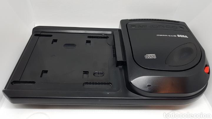 Videojuegos y Consolas: CONSOLA SEGA MEGA DRIVE II MEGA CD 2 Y UN MANDO PROBADA Y FUNCIONANDO - Foto 8 - 186356996