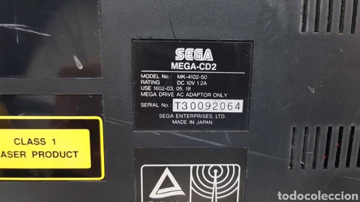 Videojuegos y Consolas: CONSOLA SEGA MEGA DRIVE II MEGA CD 2 Y UN MANDO PROBADA Y FUNCIONANDO - Foto 16 - 186356996