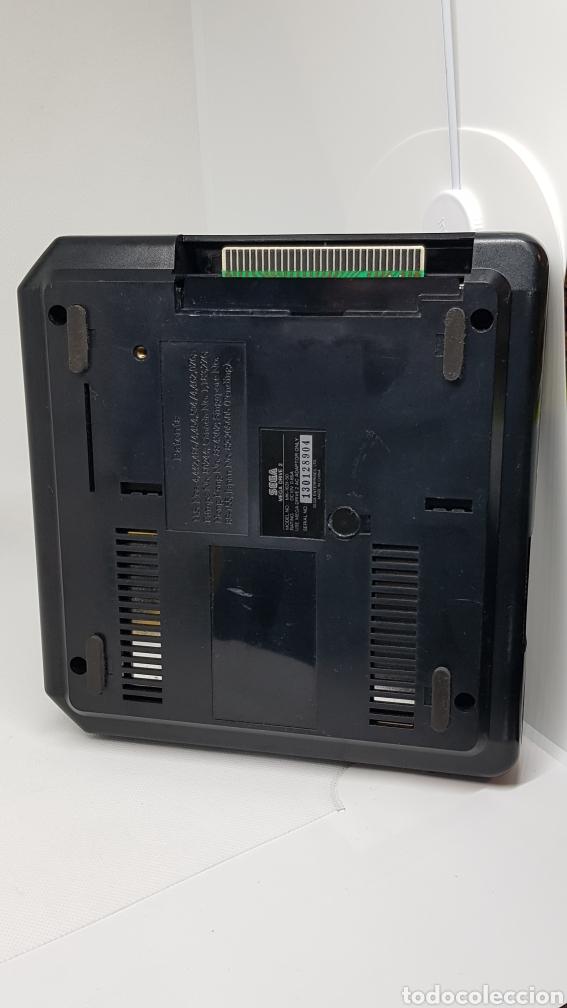 Videojuegos y Consolas: CONSOLA SEGA MEGA DRIVE II MEGA CD 2 Y UN MANDO PROBADA Y FUNCIONANDO - Foto 24 - 186356996