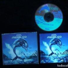 Videojogos e Consolas: ECCO THE DOLPHIN - COMPLETO. Lote 191774653