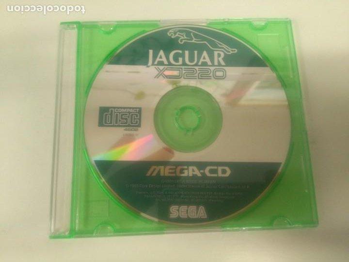 JAGUAR XJ220 PARA MEGA CD ENTRE Y MIRE MIS OTROS JUEGOS! (Juguetes - Videojuegos y Consolas - Sega - Mega CD)