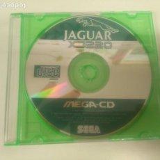 Videojuegos y Consolas: JAGUAR XJ220 PARA MEGA CD ENTRE Y MIRE MIS OTROS JUEGOS!. Lote 193243985