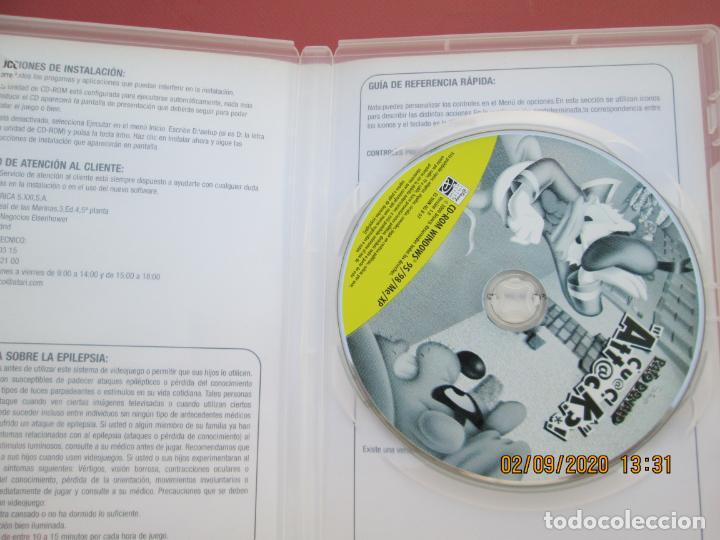 Videojuegos y Consolas: PATO DONALD , CUAC ATTACK JUEGO DE ACCION PC CD-ROOM - Foto 2 - 194160390