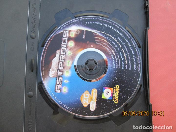 Videojuegos y Consolas: SPACE INVADERS , AMENAZA ESPACIAL PC, CD-ROM -ARCADE ZETA GAMES - Foto 2 - 194160587
