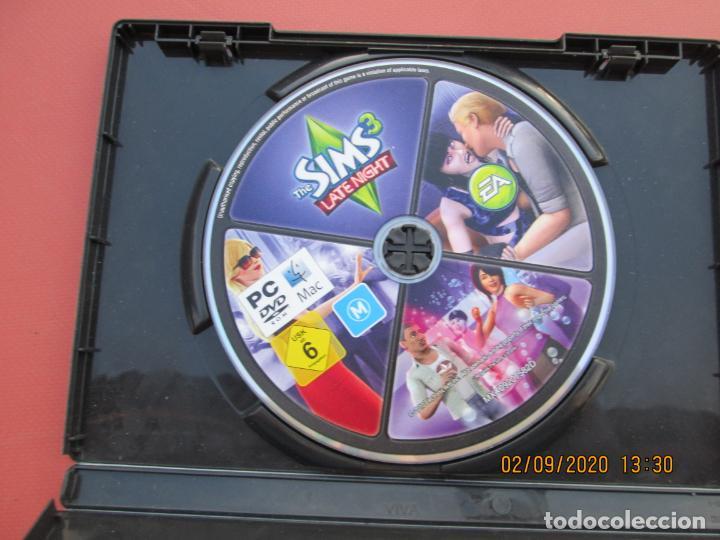 Videojuegos y Consolas: LOS SIMS 3 - DISCO INICIACIÓN - 3 JUEGOS EN UNO - PC-DVD. - Foto 2 - 194161885