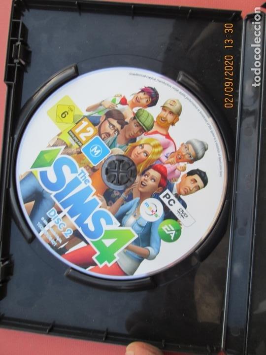 THE SIMS 4 - DISCO 2 - PC-DVD. (Juguetes - Videojuegos y Consolas - Sega - Mega CD)